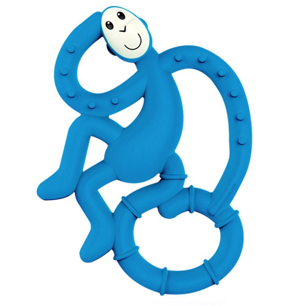 Matchstick Monkey - 跳舞猴牙刷固齒器-藍懶猴 (跳舞猴款)