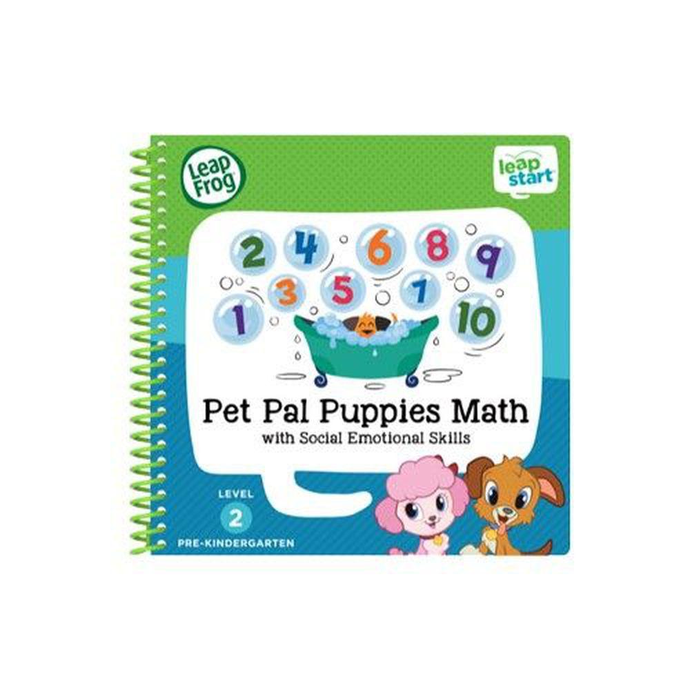 LeapFrog美國跳跳蛙 - LeapStart Jr. Books: 幼兒7-數學好好玩