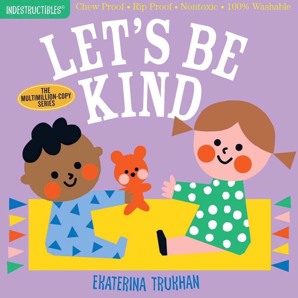 Indestructibles:Let's Be Kind-咬咬書