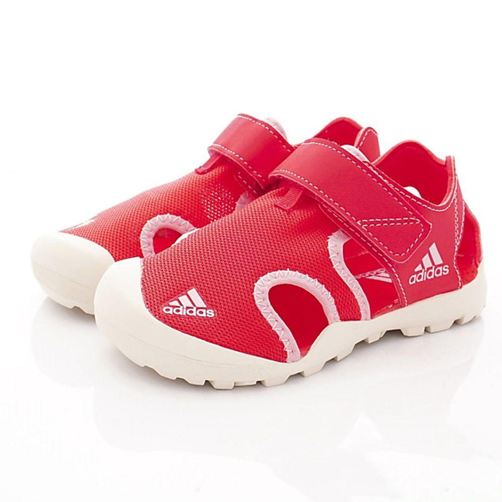 adidas - ADIDAS涼鞋-輕量護趾涼鞋(中大童款)-桃