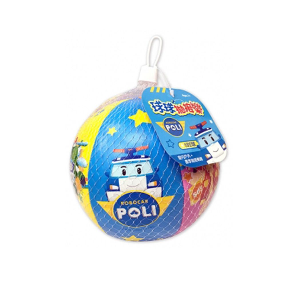 京甫 - 6吋球球拋接樂-波力