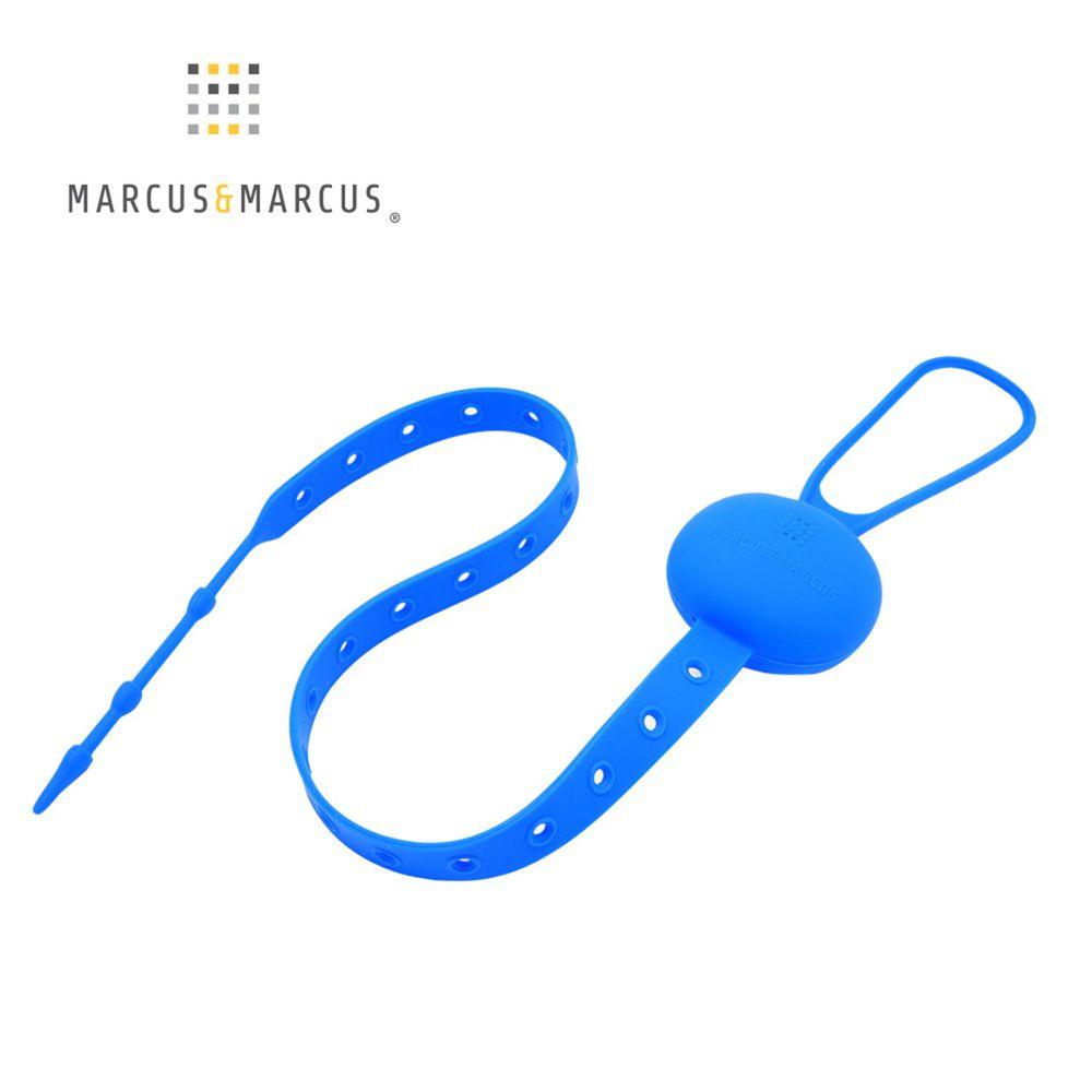MARCUS&MARCUS - 多用途可調收納防掉帶-藍色