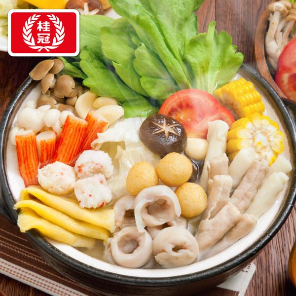 在家安心吃!【桂冠】經典鍋物、法式頂級鴨胸、家庭料理