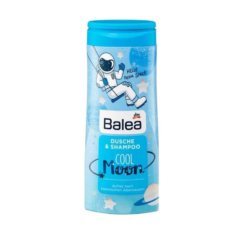 德國 DM-Balea - 兒童太空人酷酷上月球洗髮沐浴二合一-(300ml)