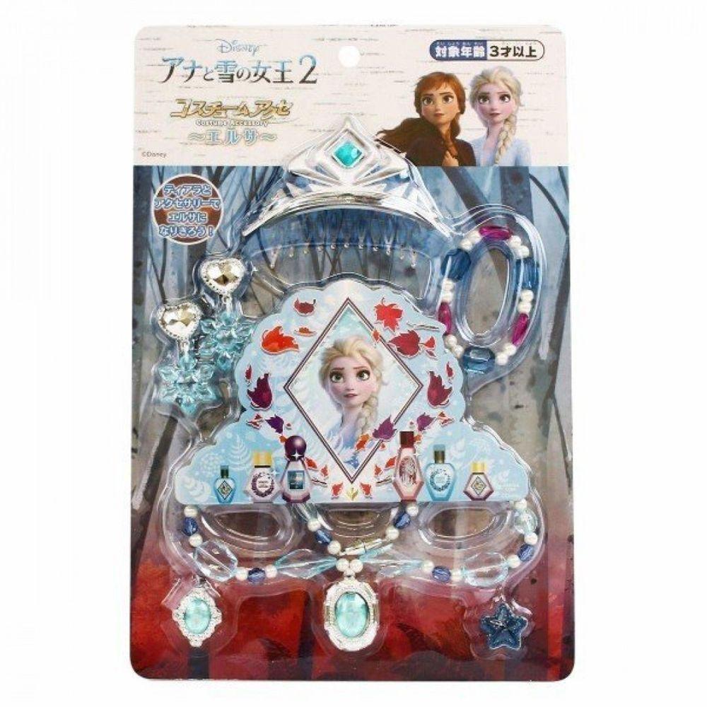 Disney 迪士尼 - 《 Disney 迪士尼 公主 》冰雪奇緣2-公主首飾