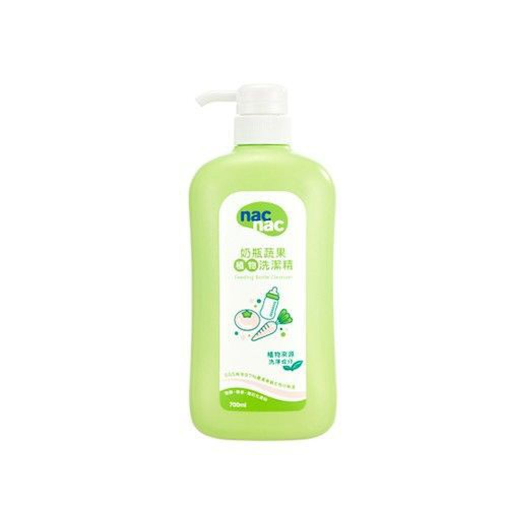 nac nac - 奶瓶蔬果洗潔精-700mL