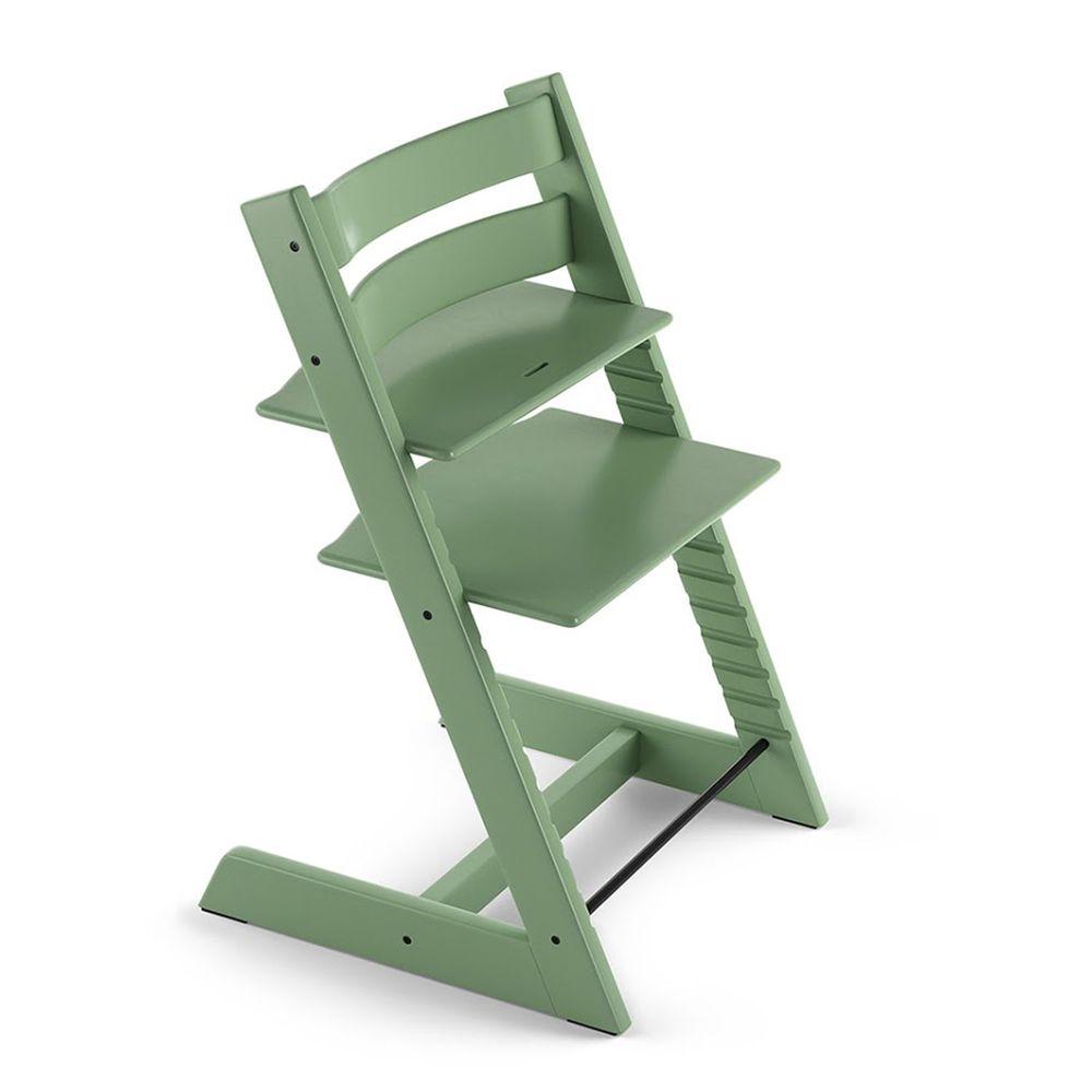 Stokke - Tripp Trapp 成長椅-春苔綠