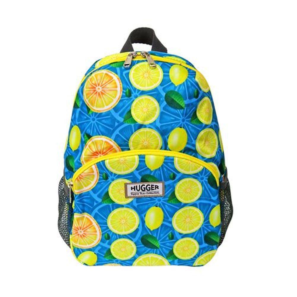 HUGGER - 幼童背包-橙檸檬
