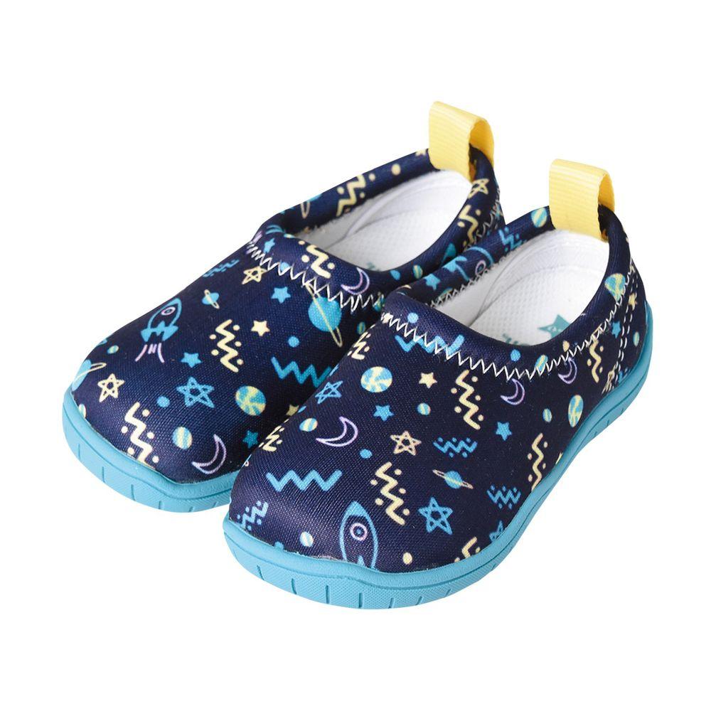 SkippOn - 兒童休閒機能鞋 - ISEAL VU系列-宇宙漫遊