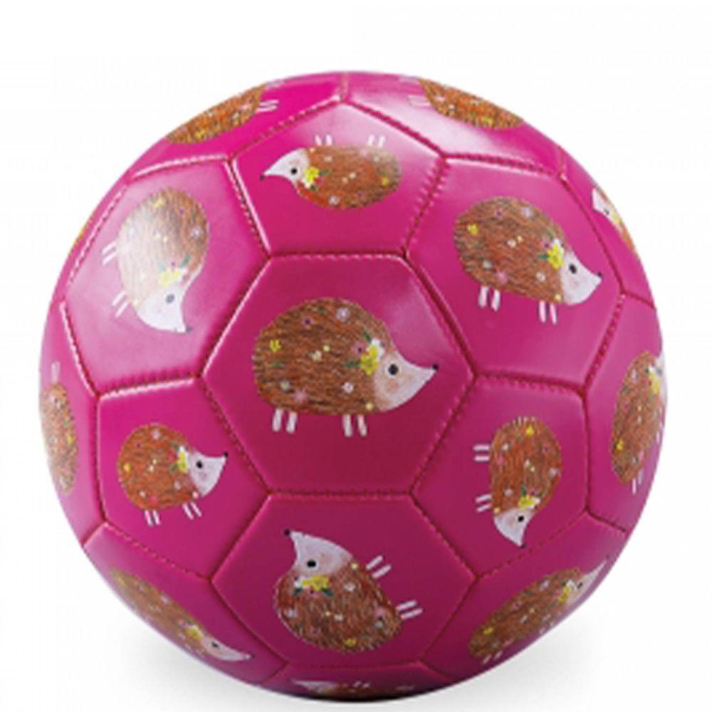 Crocodile Creek - 3號兒童運動遊戲足球-花花刺蝟