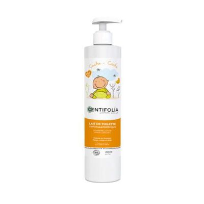 嬰兒系列-免用水嬰幼兒潔膚乳-250ml