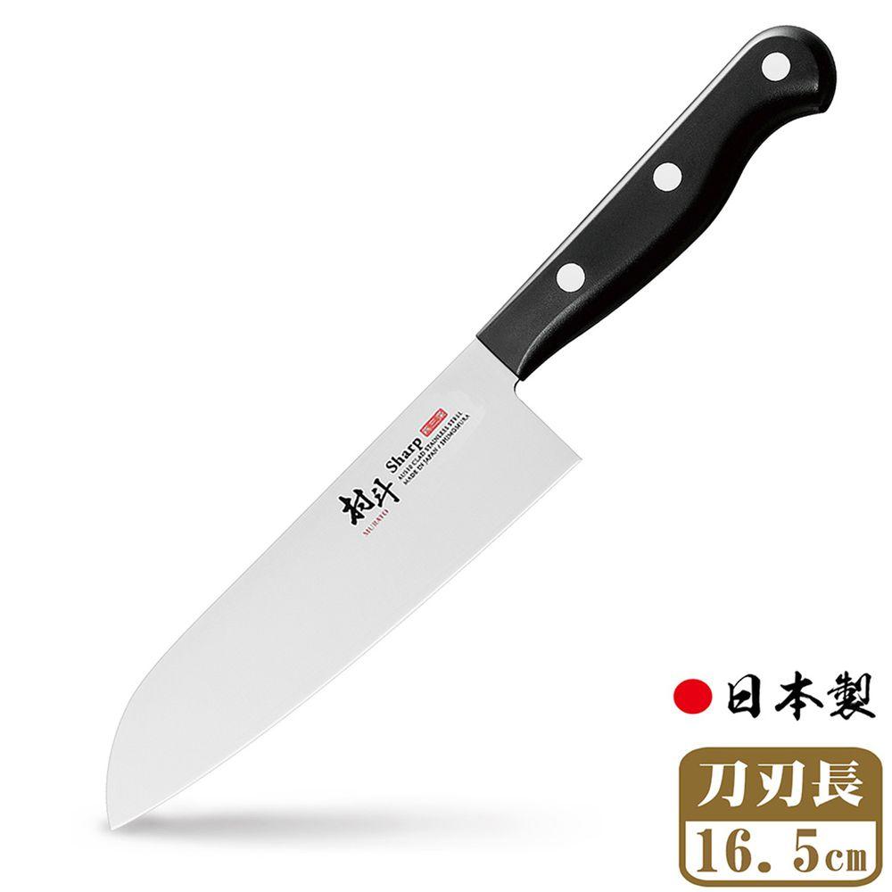 日本下村工業 Shimomura - 燕三条村斗Sharp 系列三德刀16.5cm