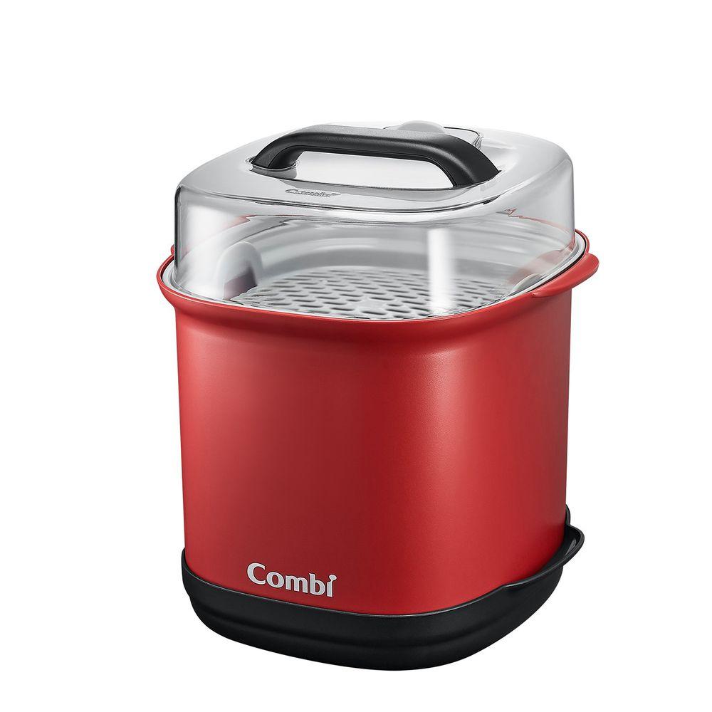 日本 Combi - GEN3奶瓶保管箱-赤焰紅