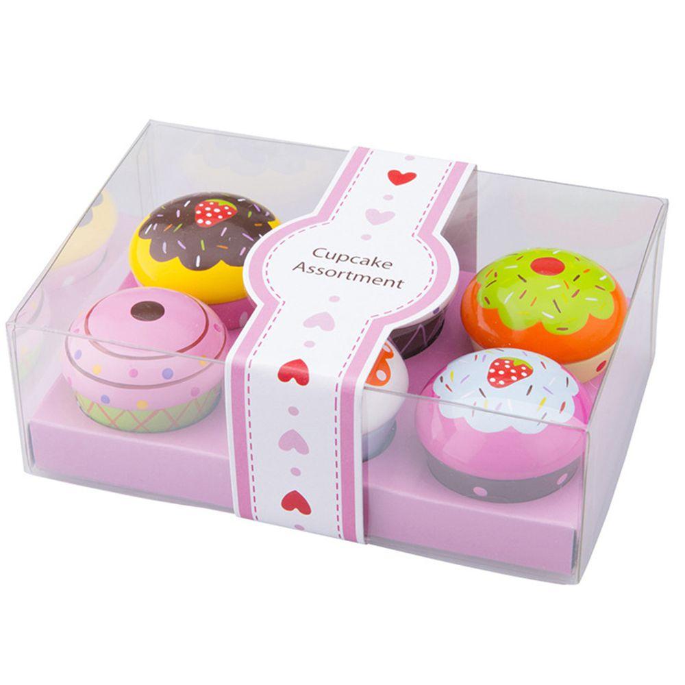 荷蘭 New Classic Toys - 蜜糖甜心杯子蛋糕