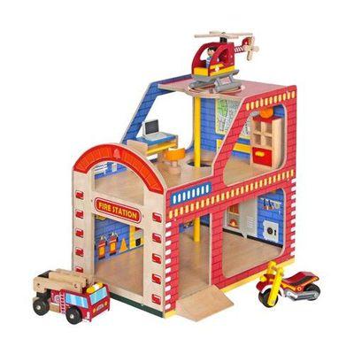 救火英雄消防站