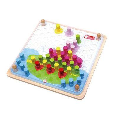 創意木釘遊戲組