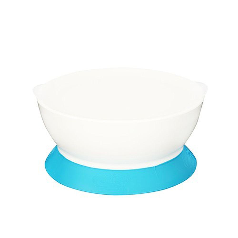 美國 Calibowl - 吸盤碗-藍色