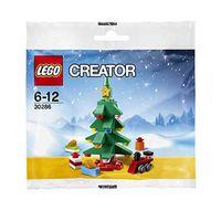 (贈品)LEGO樂高聖誕樹積木 (65pcs) X 1