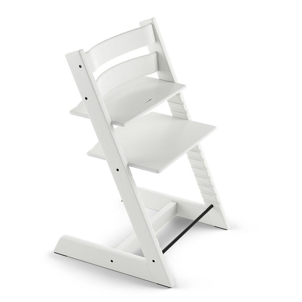 Stokke - Tripp Trapp 成長椅-白色