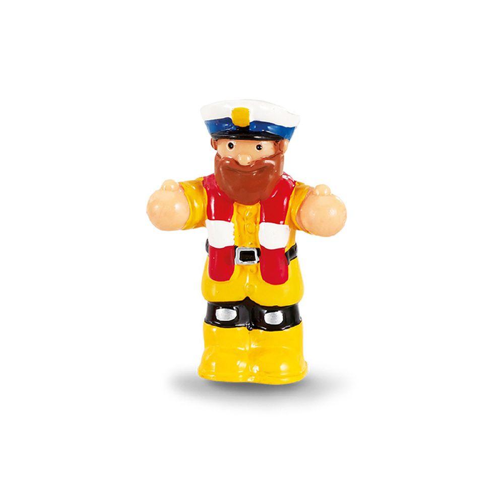 英國驚奇玩具 WOW Toys - 小人偶-摩根船長