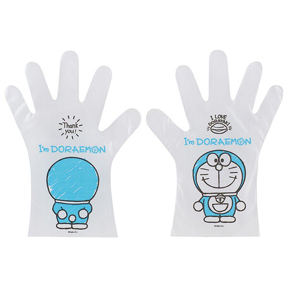 日本 SKATER 代購 - 兒童手套10雙組-哆拉A夢