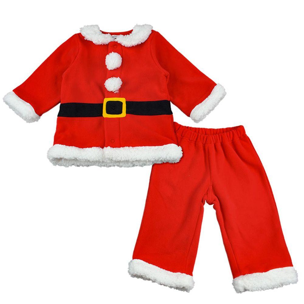 akachan honpo - 聖誕老人服 (裝扮玩具)-紅色