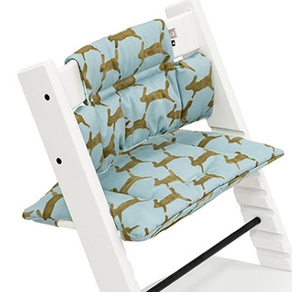 Stokke - Tripp Trapp 成長椅經典座墊(不含椅子本體)-奔跑(限量款)