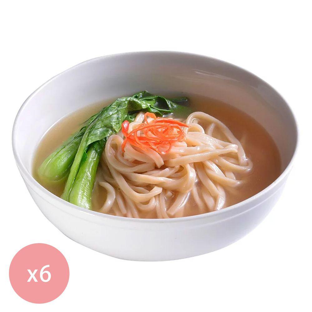 【國宴主廚温國智】 - 冷藏清燉牛肉湯麵360g x6包