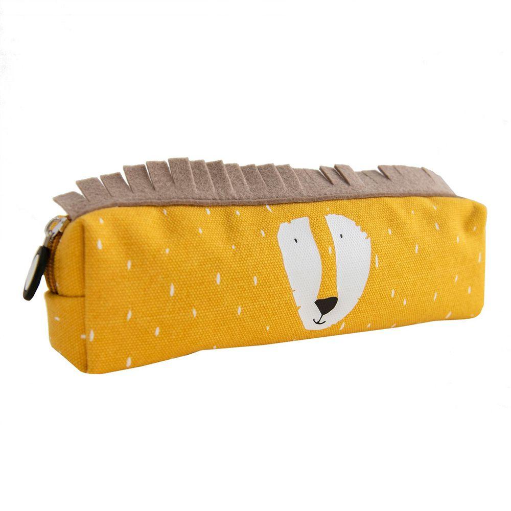 比利時 Trixie - 動物造型筆袋-陽光獅子