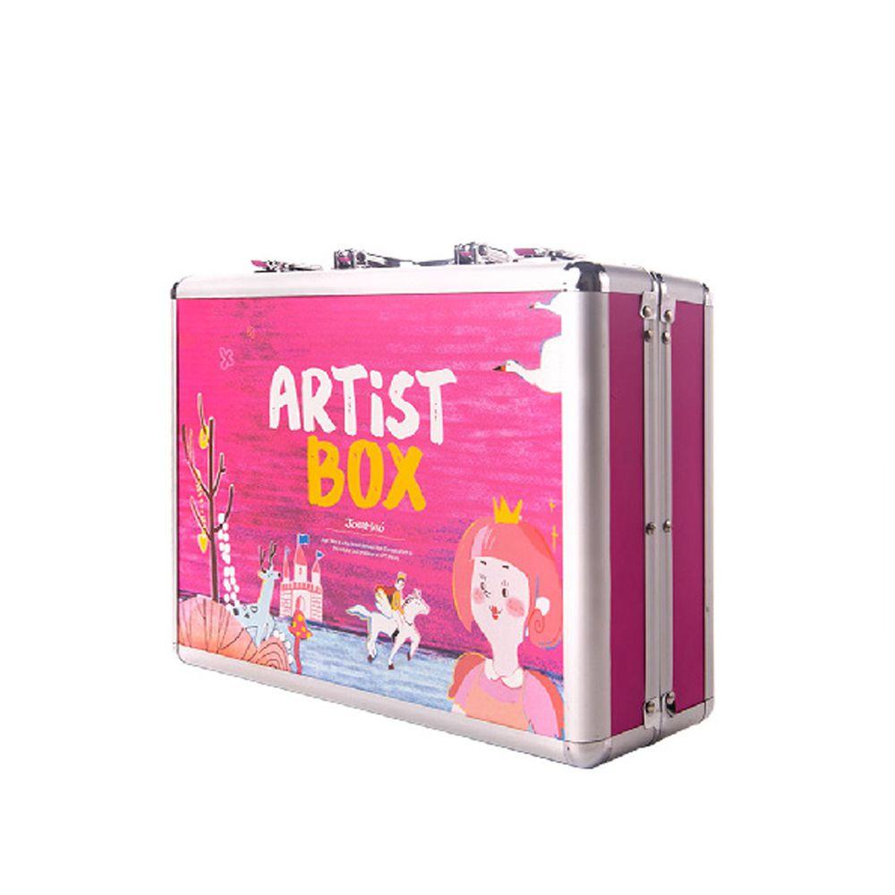 西班牙 JoanMiro - 豪華繪畫藝術禮盒-女孩款