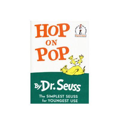 有聲書-HOP ON POP /平裝繪本+CD