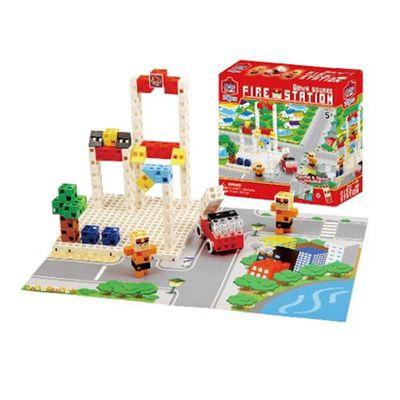 城市系列-消防局