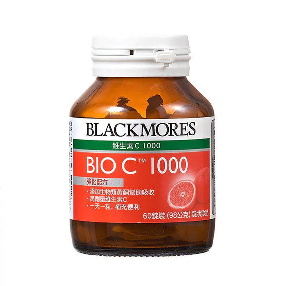 BLACKMORES 澳佳寶 - 維生素 C 1000 (60錠)