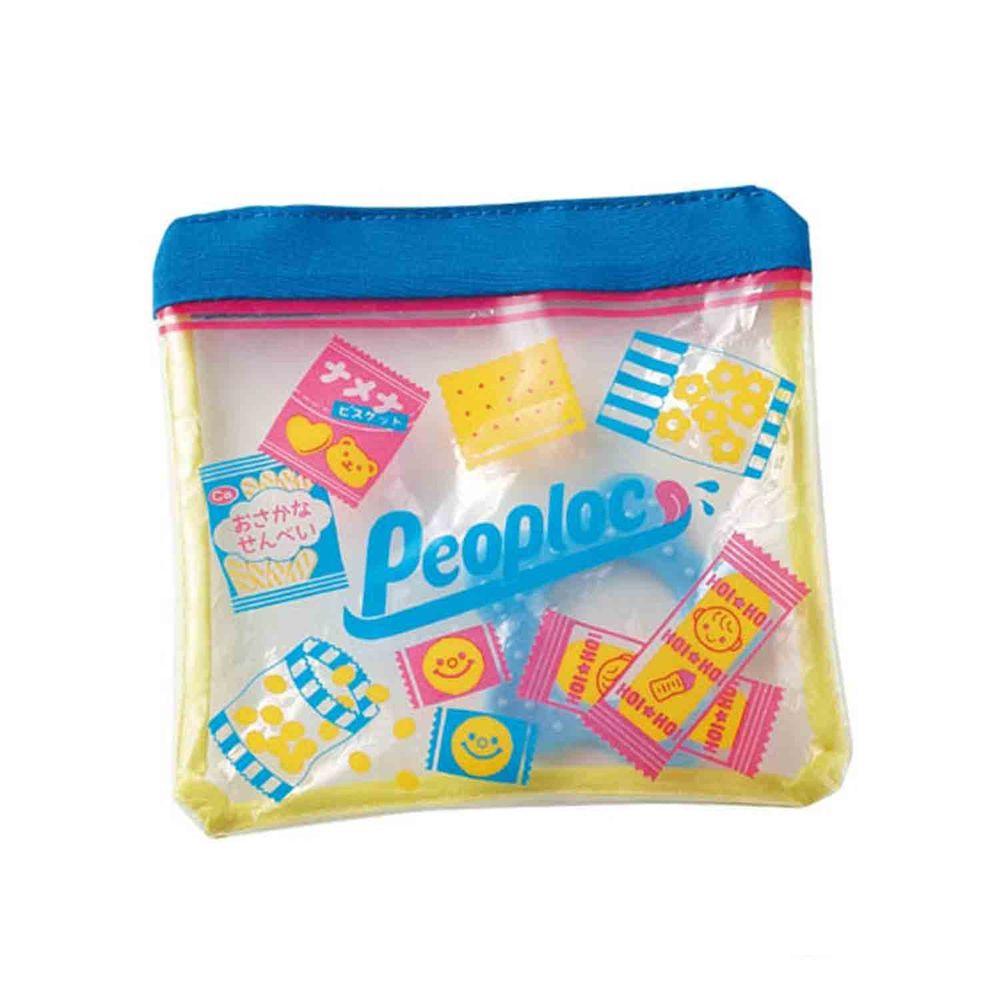 日本 People - 夾鏈袋咬舔玩具