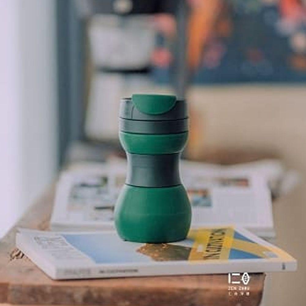 仁舟淨塑 - 矽密咖啡杯-義式
