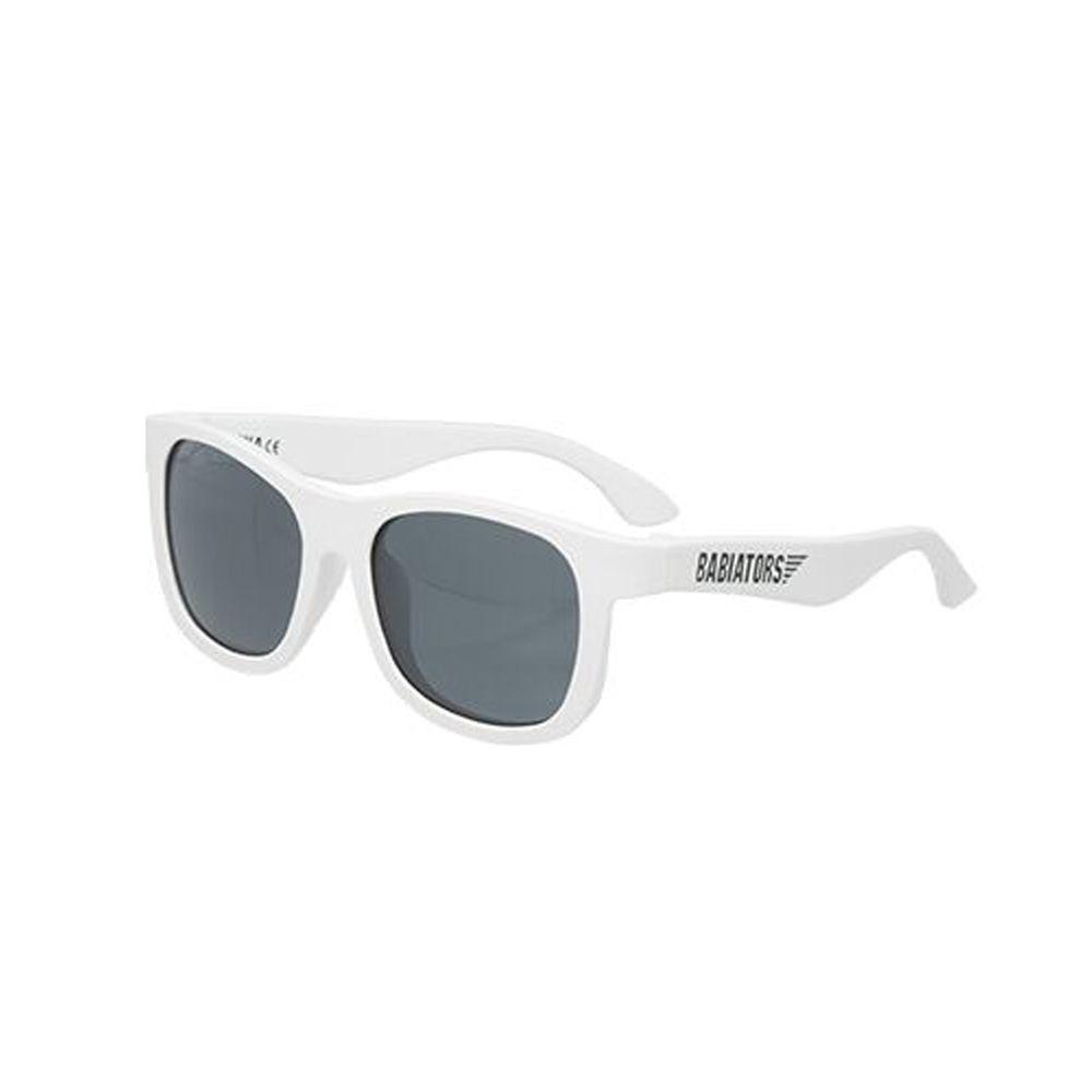 Babiators - 兒童太陽眼鏡-航海員系列-白色假期-平光