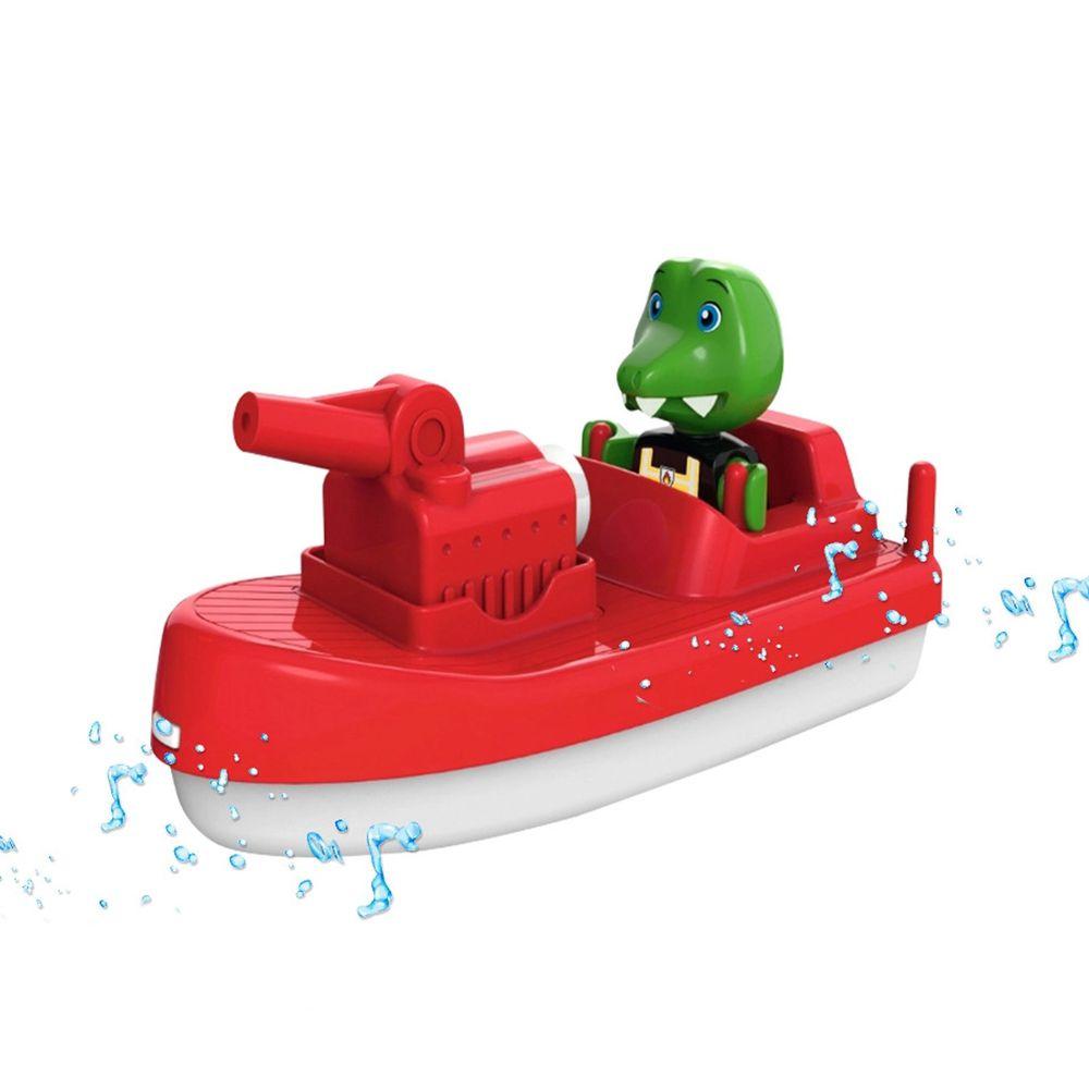 瑞典 Aquaplay - 【新品】水槍消防船 - 262