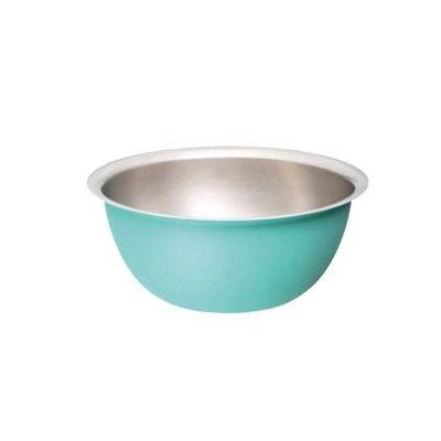kobachi日本製不鏽鋼碗S-水藍