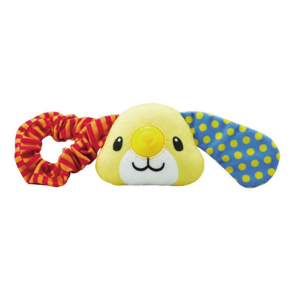 日本 People - 大耳狗手環咬舔玩具
