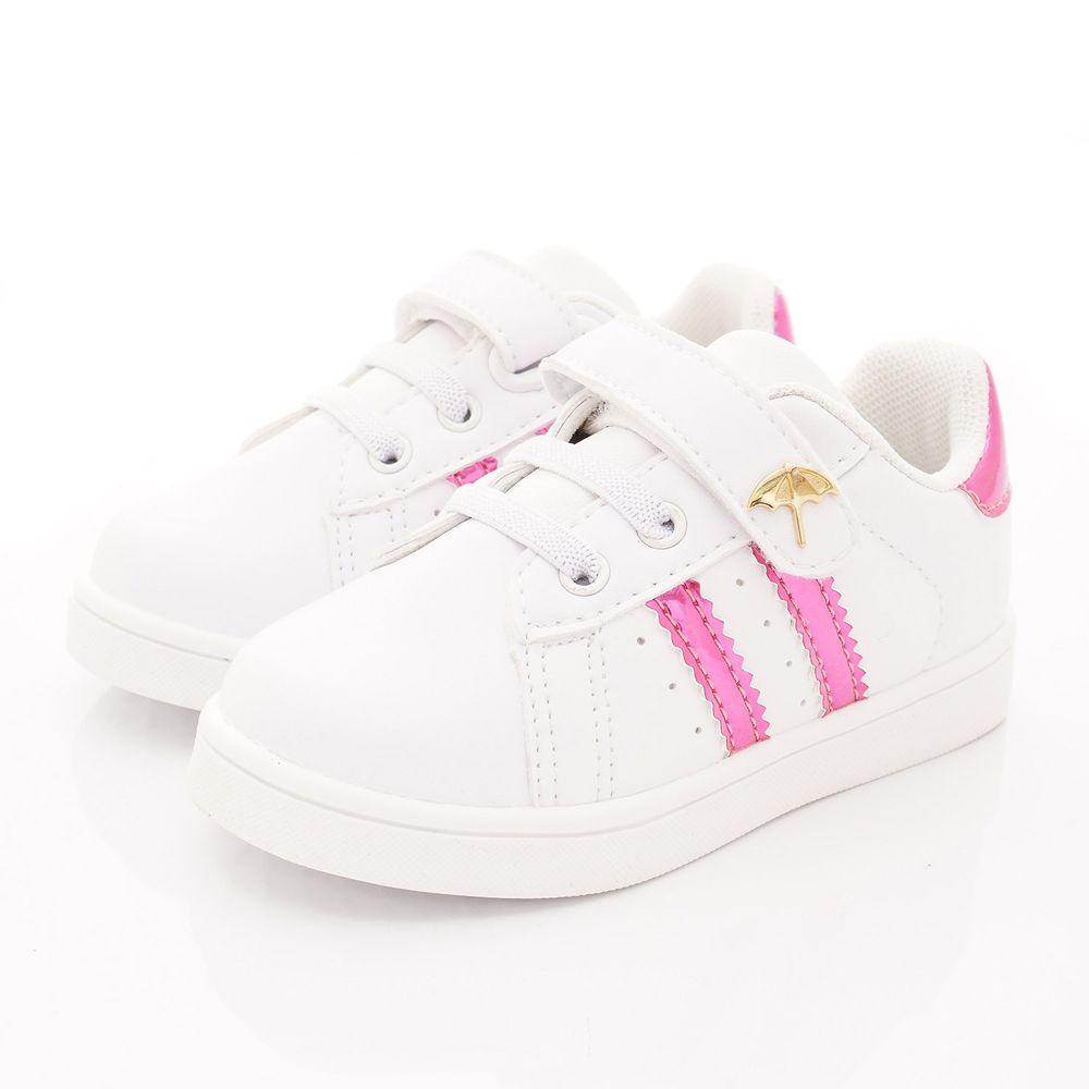 Arnold Palmer 雨傘牌 - 專櫃童鞋-簡約休閒基本款(寶寶段)-桃紅