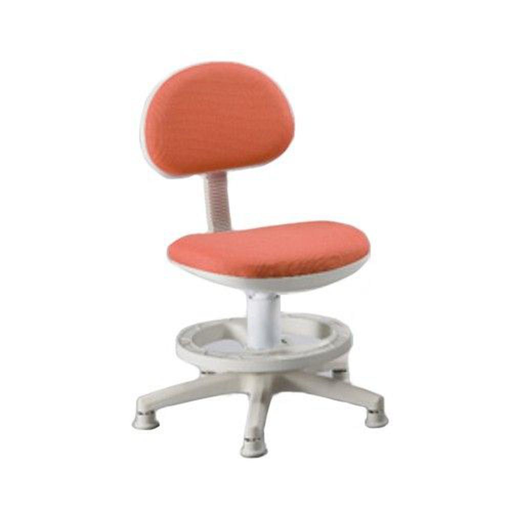 創意小天才 - 《知識家》兒童成長可調式電腦椅/兒童桌椅-橘
