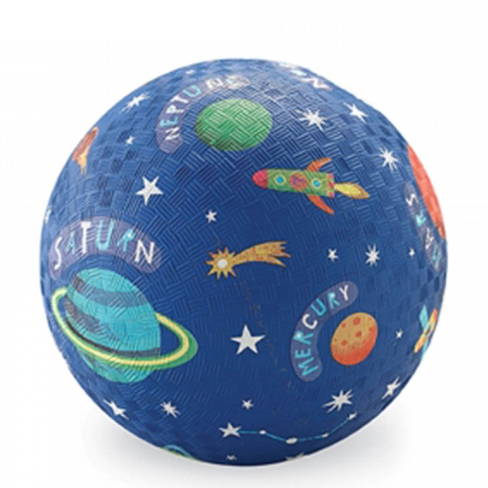 "Crocodile Creek - 7""兒童運動遊戲球-太陽系"
