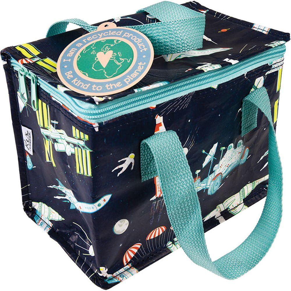 英國 Rex London - 環保保溫袋/保冷袋/便當袋/野餐袋-太空世界
