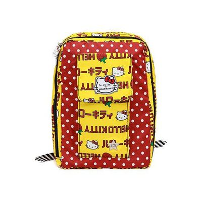 Mini Be 迷你後背包-Hello Kitty 可愛限量聯名系列-Strawberry Stripes 草莓條紋