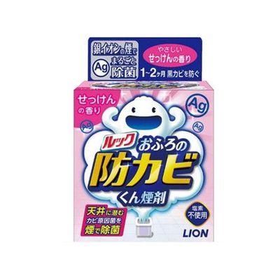 LOOK銀離子衛浴防霉煙霧劑-清新皂香-5g