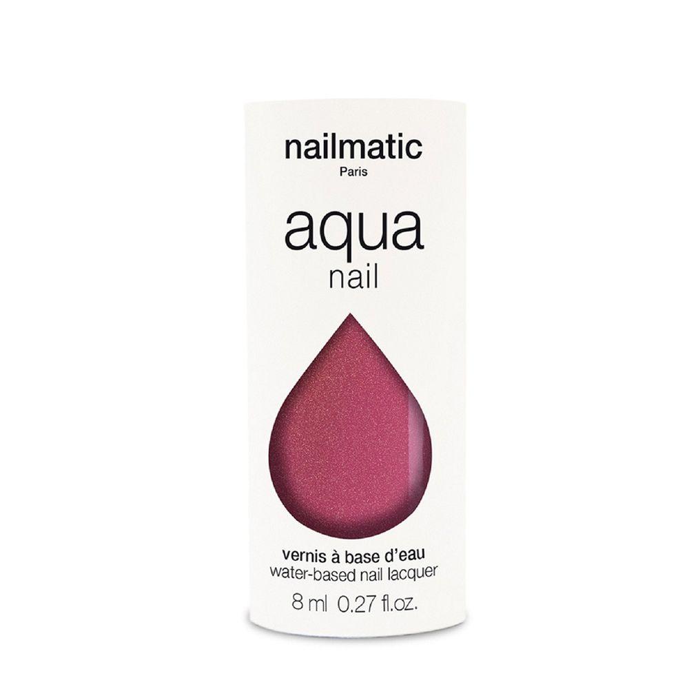 Nailmatic - Nailmatic AQUA水系列-Camelia-珍珠紫紅-8ml