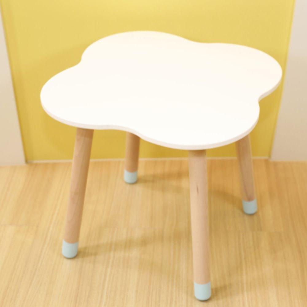 HELLO MONKEY - 北歐風兒童雲朵造型桌/兒童書桌
