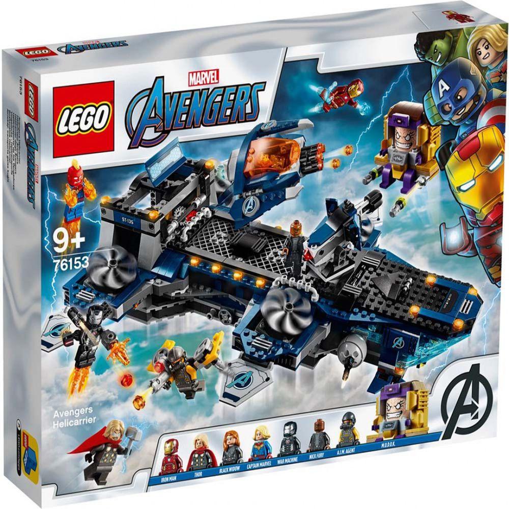 樂高 LEGO - 樂高積木 LEGO《 LT76153 》SUPER HEROES 超級英雄系列 - Avengers Helicarrier-1244pcs