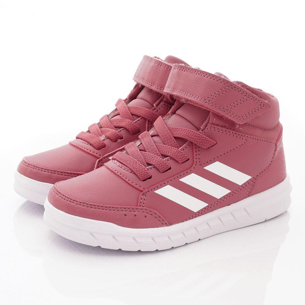 adidas - ADIDAS慢跑鞋-Alta Sport短筒款(中大童段)-粉