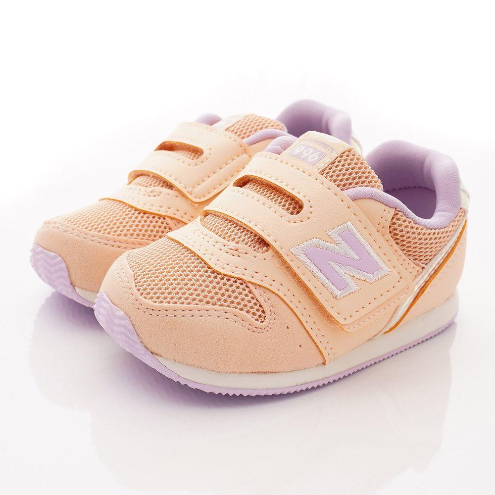 New Balance - New Balance慢跑鞋-996金賞慢跑款(小童段)-粉橘